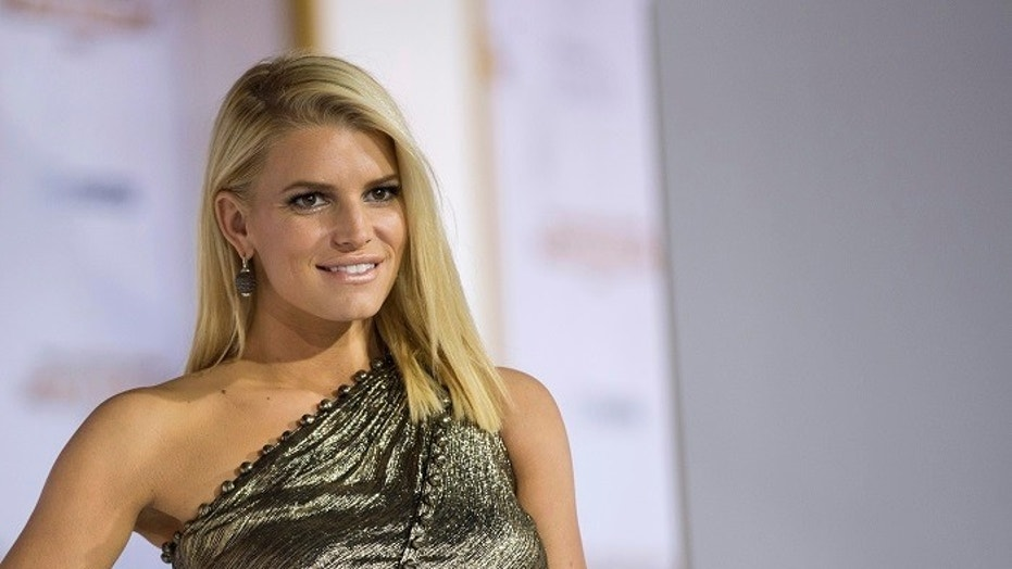 Jessica Simpson came under fire over an Instagram video.