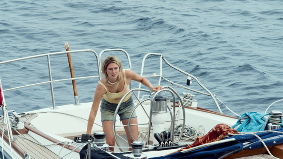 Shailene Woodley lived off 350 calories a day during 'Adrift' filming