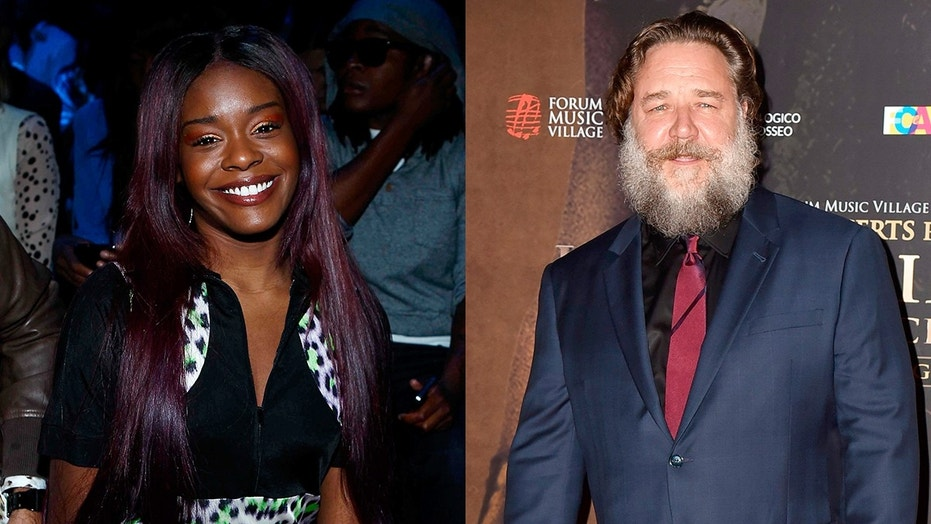 Azealia Banks started a GoFundMe campaign so that she could sue Russell Crowe.