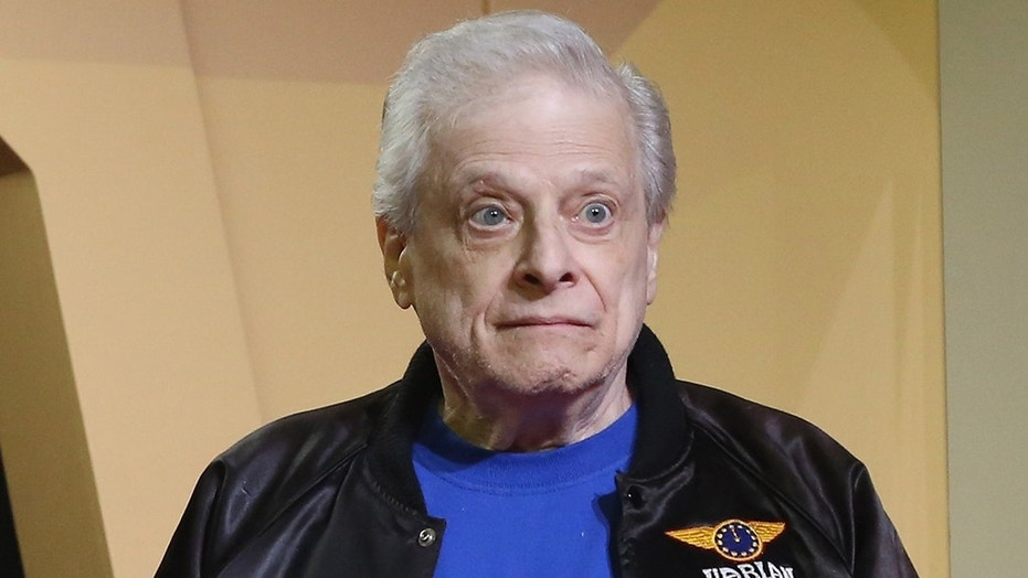 Harlan Ellison, pictured in 2014, was a prolific science fiction writer.
