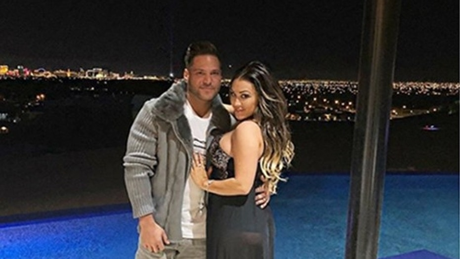 Ronnie Ortiz-Magro reportedly seeks custody of the child he had with Jen Harley.