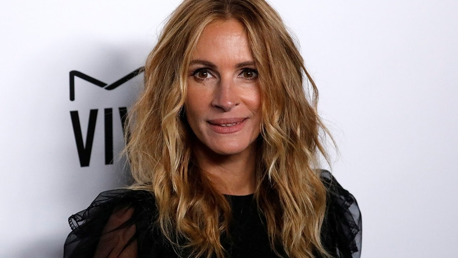 Julia Roberts has finally joined the world of social media. The star shared her first post on Instagram on Thursday morning.