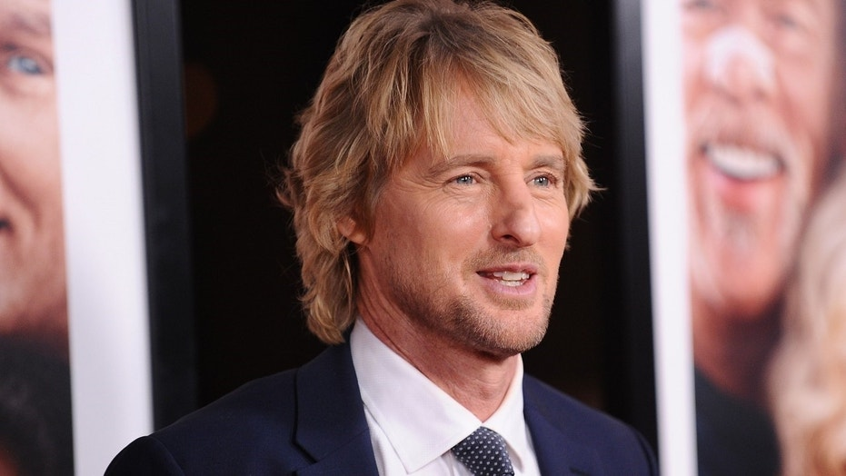 Owen Wilson may soon be his father for the third time