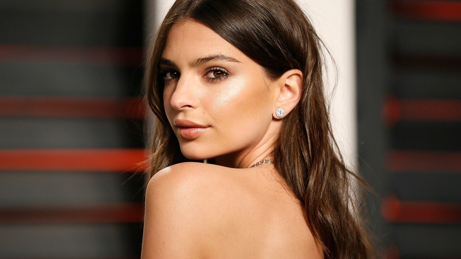 Model Emily Ratajkowski isn't afraid to bare nearly all.