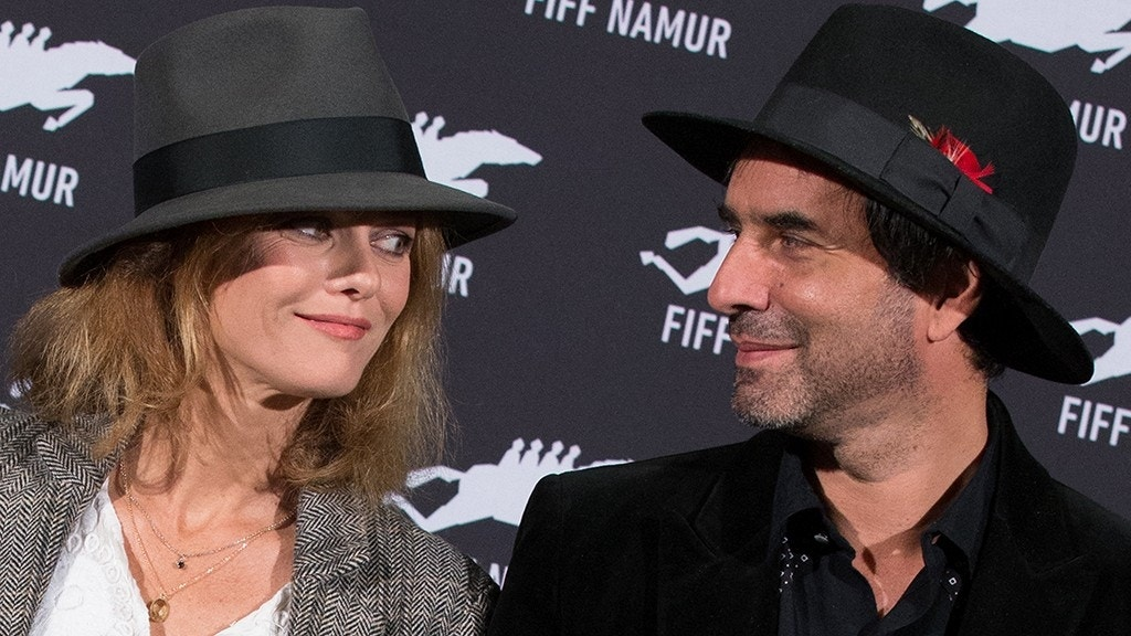 Johnny Depp's ex Vanessa Paradis married boyfriend, director Samuel Benchetrit on Saturday.