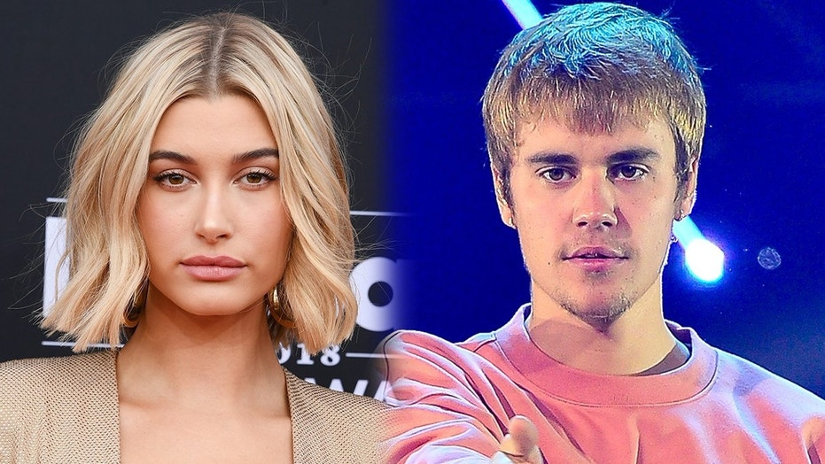 Model Hailey Baldwin and singer Justin Bieber were spotted on the beach in the Hamptons for the 4th of July holiday.