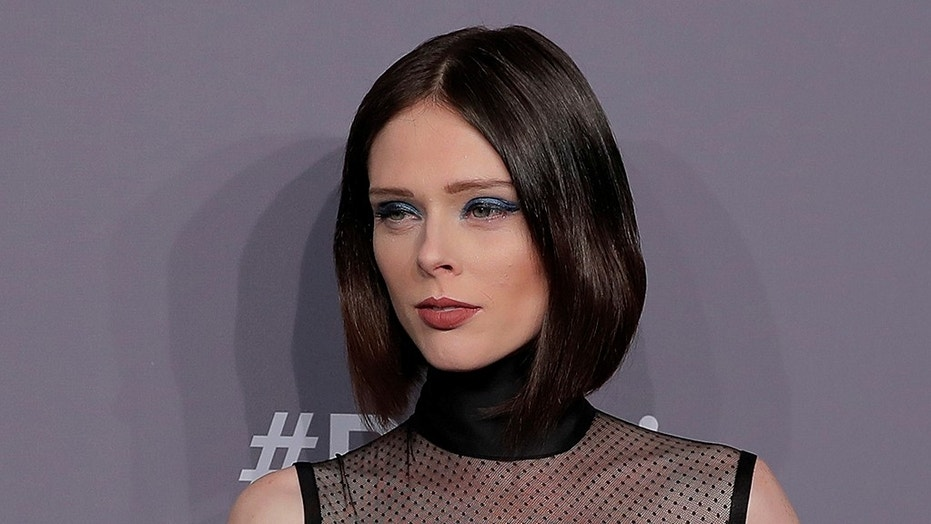 Supermodel Coco Rocha got candid about her journey as a mother of two.