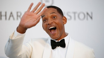 70th Cannes Film Festival – The amfAR's Cinema Against AIDS 2017 event – Photocall Arrivals - Antibes, France. 25/05/2017. Jury member actor Will Smith poses.       REUTERS/Stephane Mahe - RC1ACC904CC0