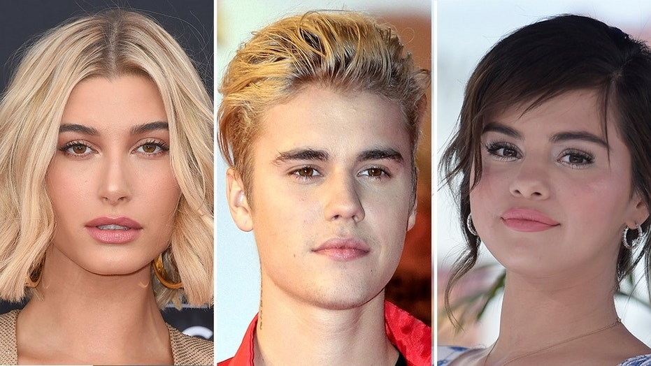 Hailey Baldwin used to cheer on Justin Bieber and Selena Gomez's relationship, tweets reveal.