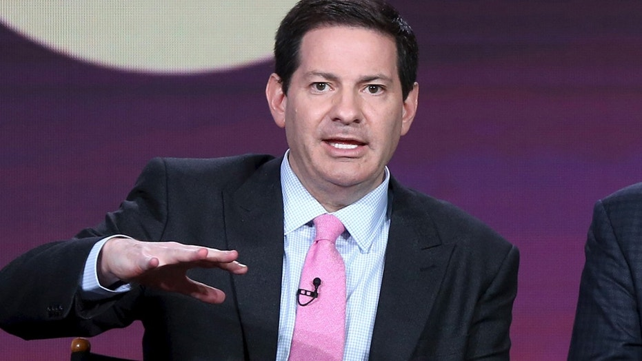The career of Mark Halperin, seen here, was derailed amid sexual harassment allegations and he now is reportedly making life difficult for his old collaborator, John Heilemann.