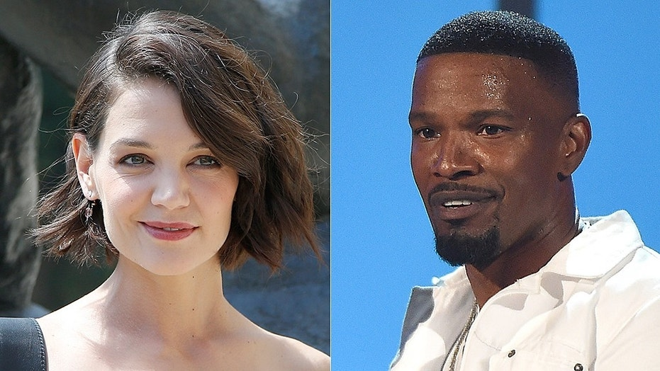 Katie Holmes, 39, and Jamie Foxx, 50, have been rumored to be dating given 2013.