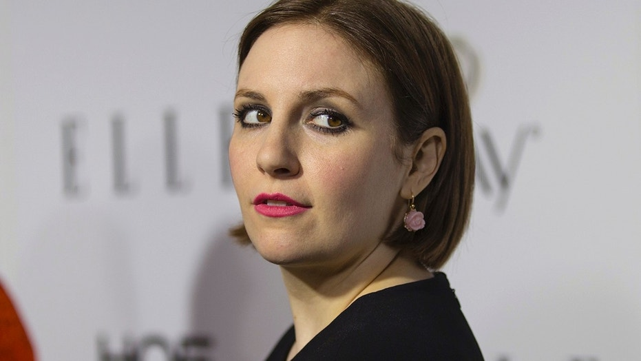 Lena Dunham Celebrates 24 -pound Weight Gain With Side-by-side Photos: I'm 'happy And Free'