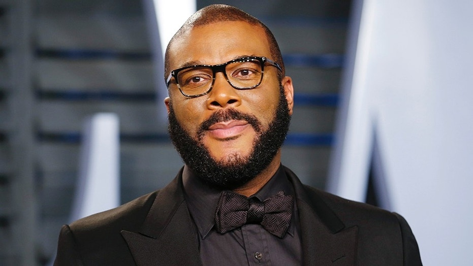 "Tyler Perry warned fans ""Don't Fall for Scams"" in a Facebook video."