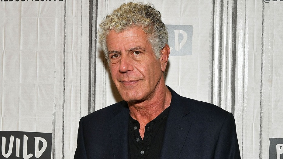 Anthony Bourdain Gets Posthumous Emmy Nom For 'Parts Unknown'