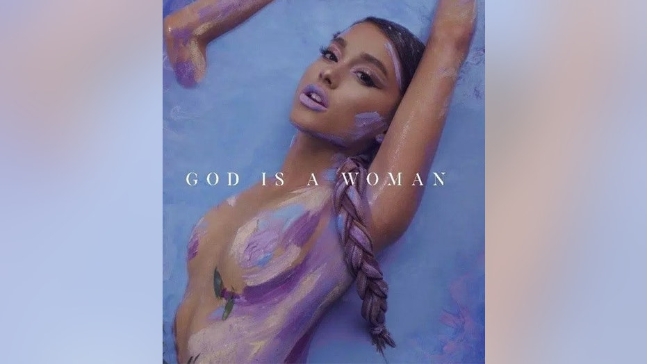 god is a woman ariana grande