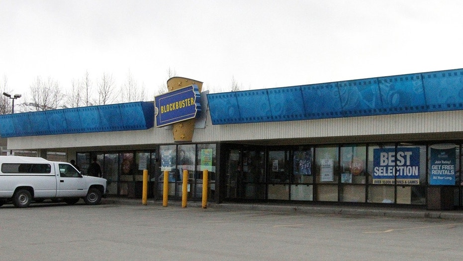 Blockbuster video stores closing in Alaska, leaving chain with 1 location in US