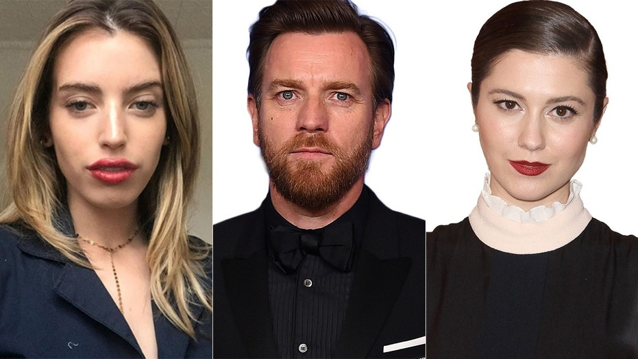 Ewan McGregor's daughter Clara calls actor's girlfriend a 'piece of trash'