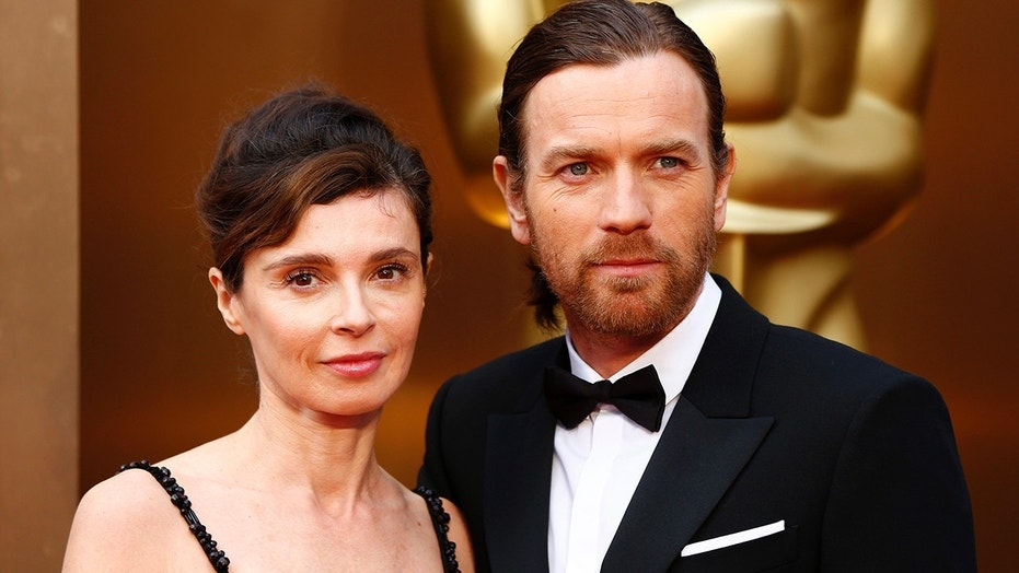 Ewan McGregor's daughter calls his girlfriend a 'piece of trash'