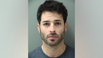 """This undated photo provided by the Cherokee County, Ga., Sheriff's Office shows former soap actor Corey Sligh, who is charged with molesting a young girl. Sligh had a stint on the CBS soap opera, """"The Young and the Restless."""""""