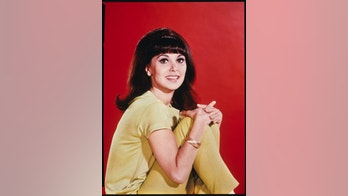 (Original Caption) Actress Marlo Thomas, currently in TV series, That Girl.