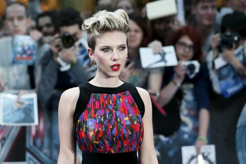 Scarlett Johansson is reportedly quitting the film Rub and Tug after c