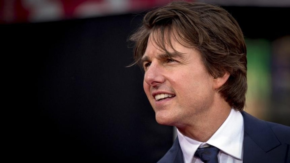 Tom Cruise had some sage words for his younger self.