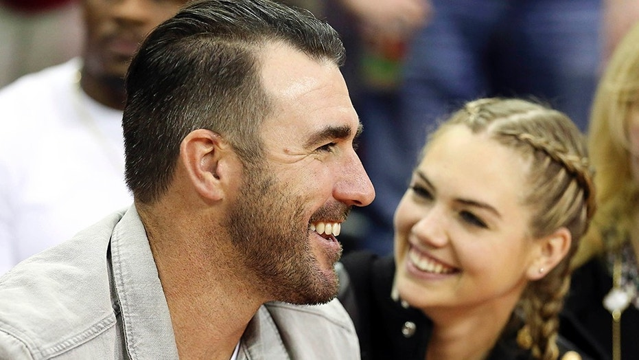Kate Upton, Justin Verlander expecting baby