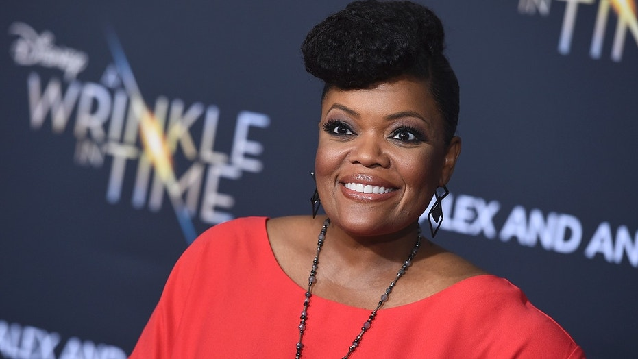 Former 'Community' actress Yvette Nicole Brown will interim host AMC's' 'Talking Dead' for Chris Hardwick