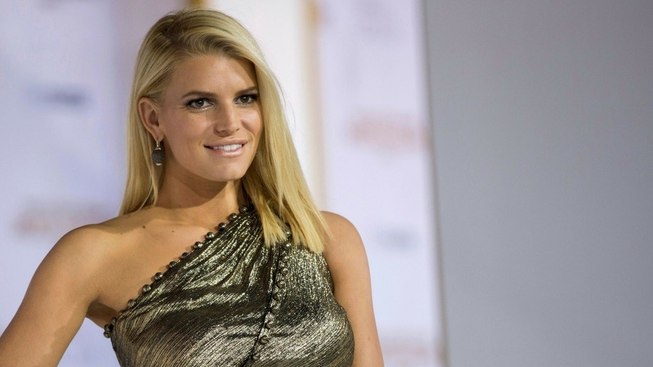 Jessica Simpson speaks about her marriage to Eric Johnson.