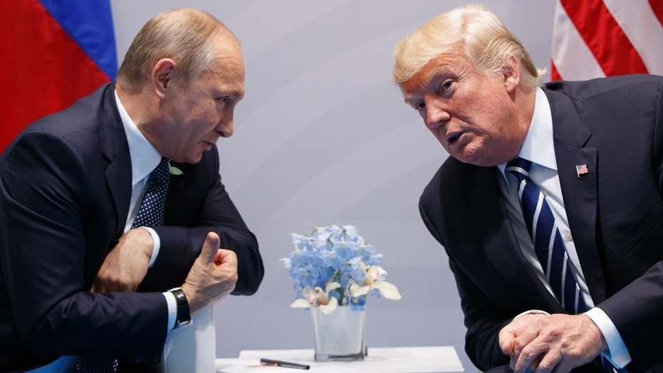 "The New York Times is being labeled ""homophobic"" after animating a make-out session between Vladimir Putin and President Trump."
