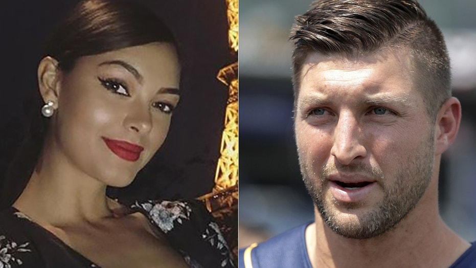 Tim Tebow Confirms He's Dating Miss Universe 2017 Demi-Leigh Nel-Peters