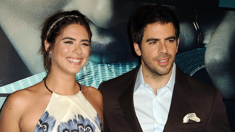 "Horror movie director Eli Roth and actress Lorenza Izzo announced on Instagram that they are ""choosing to separate"" as a couple."