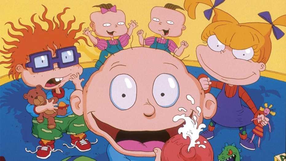 """Rugrats"" first aired on Nickelodeon in 1991, ending in 2004."
