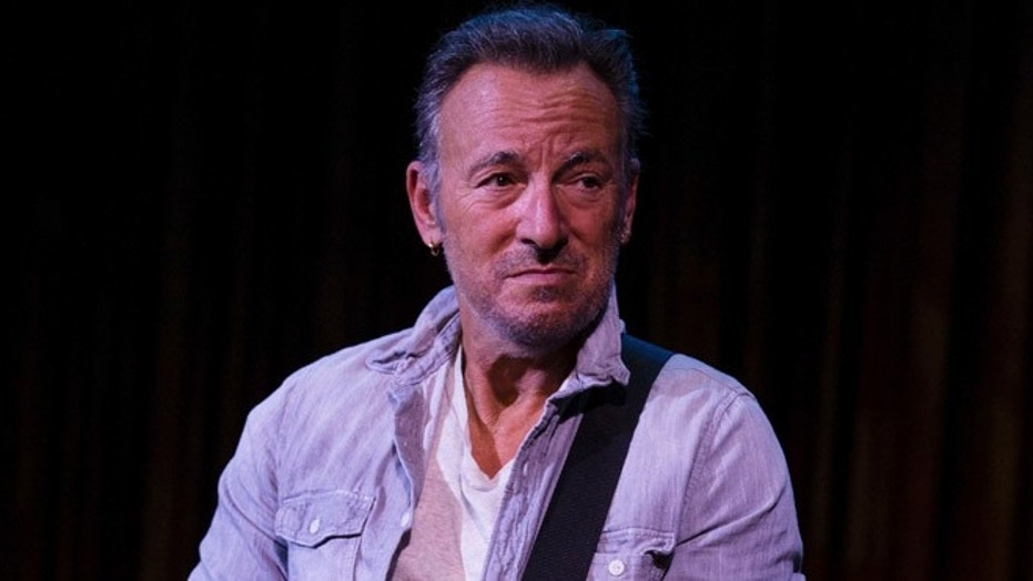 Bruce Springsteen, seen here in April 2017, will air his Broadway show on Netflix.
