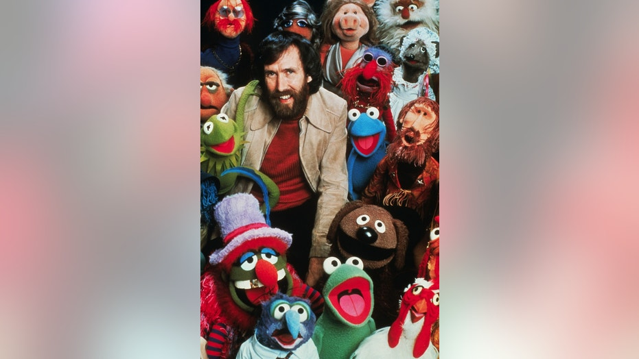 Jim hensons son describes childhood with muppets creator fox news jim henson american puppeteer and creator of the muppets poses with his voltagebd Choice Image
