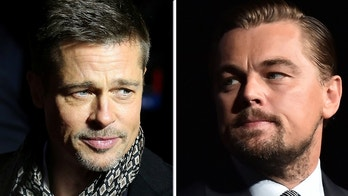 Brad Pitt and Leonardo DiCaprio star in Columbia Pictures 浯nce Upon a Time in Hollywood""
