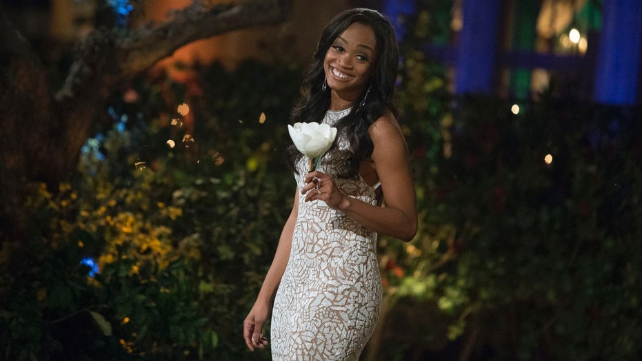 "Former ""Bachelorette"" Rachel Lindsay gives advice to Becca Kufrin for finding love amid this season's drama."