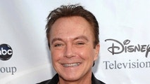 """FILE - In this Aug. 8, 2009, file photo, actor-singer David Cassidy arrives at the ABC Disney Summer press tour party in Pasadena, Calif. Former teen idol Cassidy of """"The Partridge Family"""" fame has died at age 67, publicist said Tuesday, Nov. 21, 2017. (AP Photo/Dan Steinberg, File)"""
