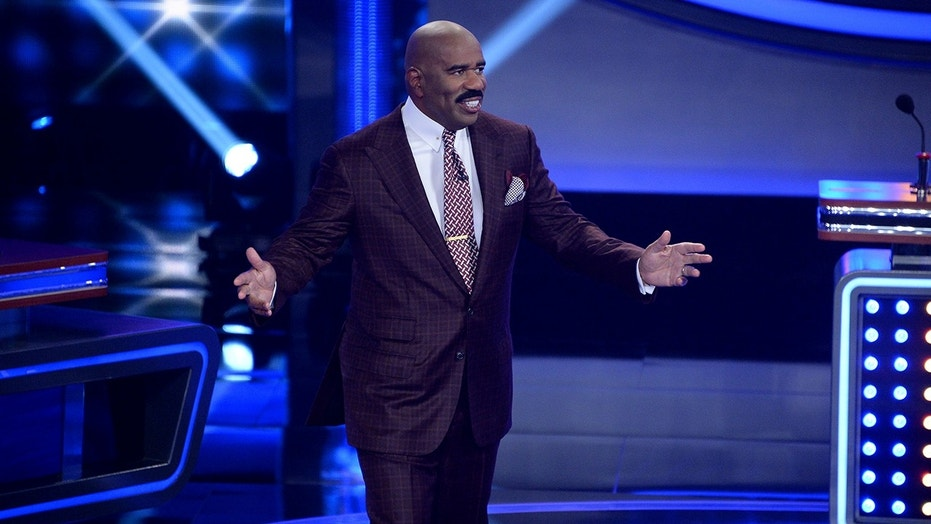 'Family Feud' has been hosted by Steve Harvey since 2010, with ratings increasing ever since.
