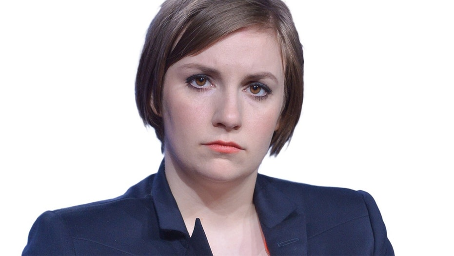 Lena Dunham deletes a series of tweets about french kissing animals on Twitter.