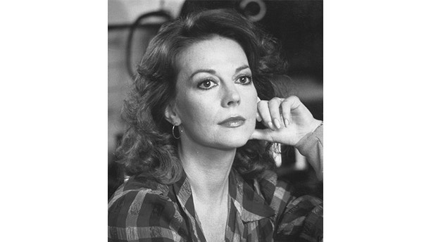 """Actress Natalie Wood, shown in this undated file photograph, is the subject of a new book titled [""""Natasha -The Biography of Natalie Wood"""" by author Suzanne Finstad.] &W ONLY - PBEAHUKZBBN"""