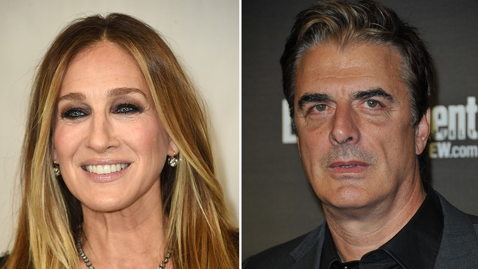 Sarah Jessica Parker recently commented on an Instagram post from her former on-screen significant other.