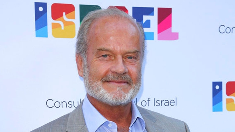"""Kelsey Grammer is reportedly in """"very early"""" talks to reboot his hit sitcom """"Frasier."""""""