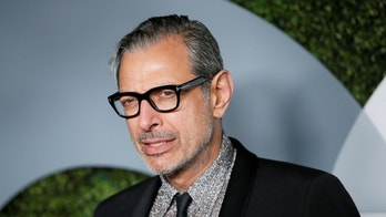 Actor Jeff Goldblum poses at the GQ Men of the Year Party in West Hollywood, California, December 8, 2016. REUTERS/Danny Moloshok - RTSVC28