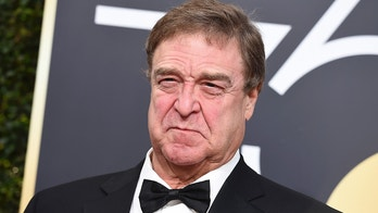FILE - In this Sunday, Jan. 7, 2018, file photo, John Goodman arrives at the 75th annual Golden Globe Awards at the Beverly Hilton Hotel in Beverly Hills, Calif. Goodman is featured in a radio ad opposing a right-to-work law on Missouri's Aug. 7, 2018, ballot. The St. Louis Post-Dispatch reports that the ad is airing in the St. Louis market. (Photo by Jordan Strauss/Invision/AP, File)