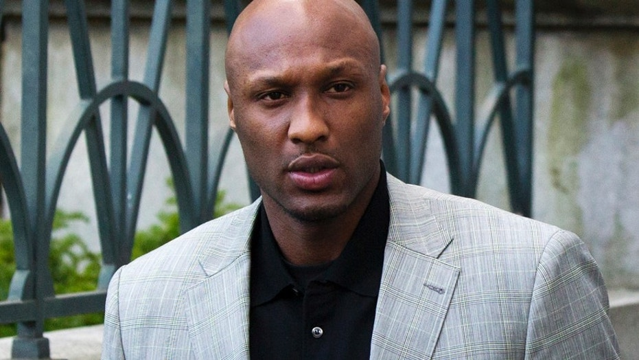 Former NBA player and ex-husband of Khloe Kardashian, Lamar Odom, told fans that he was 'OK' following a shooting  at a Queens Hooters.