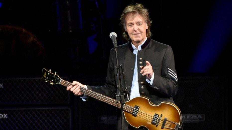 paul mccartney to return to beatles 39 birthplace 39 club for exclusive gig fox news. Black Bedroom Furniture Sets. Home Design Ideas