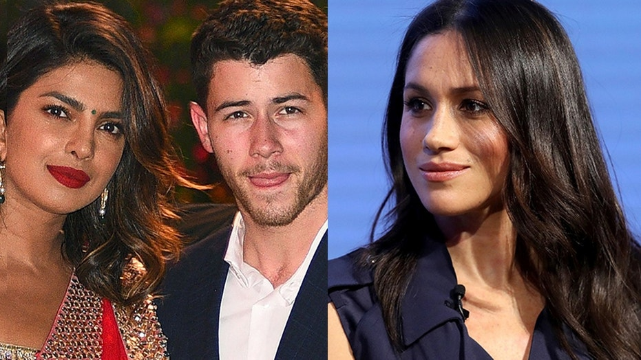 Nick Jonas and Priyanka Chopra have reportedly received the seal of approval from Meghan Markle.