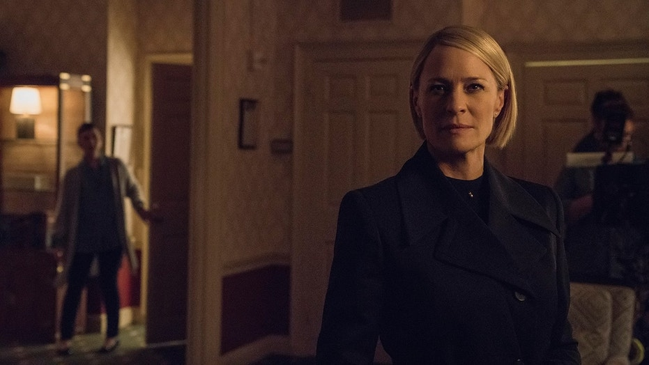 Netflix boss says ending 'House of Cards' after Season 6 was always the plan.