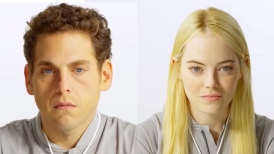 Hollywood stars Jonah Hill and Emma Stone have teamed up for a Netflix show coming out this fall.